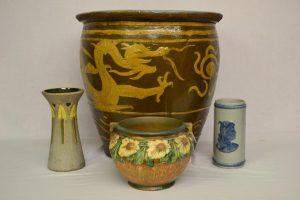 Antique decorative art