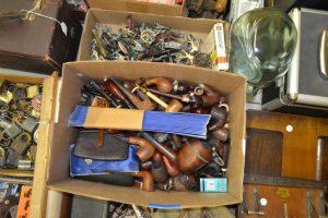 Antique Pipes